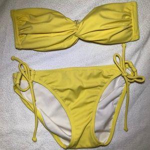 Victoria's Secret Strapless Bikini - Size Small